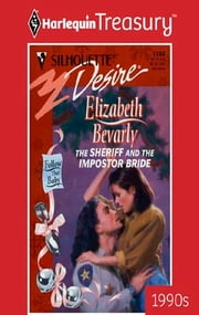 The Sheriff And The Impostor Bride ebook by Elizabeth Bevarly