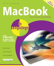 MacBook in easy steps, 4th Edition - Covers OS X Yosemite ebook by Nick Vandome