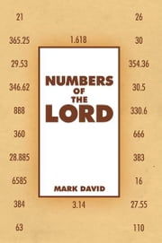 Numbers of The Lord ebook by Mark David