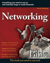 Networking Bible ebook by Barrie Sosinsky