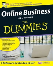 Online Business All-In-One For Dummies ebook by Dan Matthews
