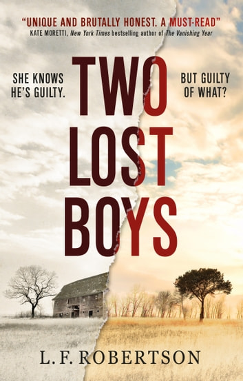 Two Lost Boys ebook by L. F. Robertson