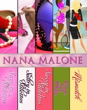 Romancing the Sass - A Romantic Comedy Bundle ebook by Nana Malone