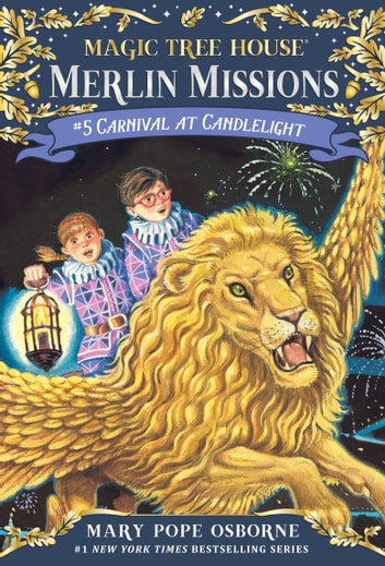 Carnival at Candlelight ebook by Mary Pope Osborne