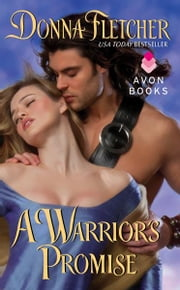 A Warrior's Promise ebook by Donna Fletcher