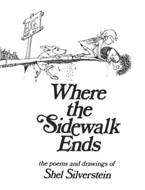 Where the Sidewalk Ends e-bog by Shel Silverstein, Shel Silverstein
