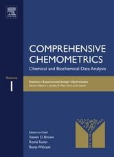 Comprehensive Chemometrics - Chemical and Biochemical Data Analysis ebook by Romà Tauler,Beata Walczak,Steven D. Brown