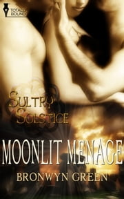 Moonlit Ménage ebook by Bronwyn Green