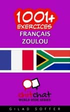 1001+ exercices Français - Zoulou ebook by Gilad Soffer