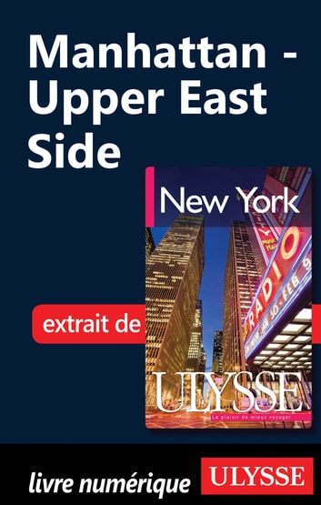 Manhattan: Upper East Side ebook by Collectif