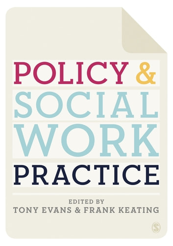 Policy and Social Work Practice ebook by
