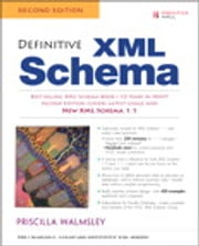 Definitive XML Schema ebook by Priscilla Walmsley