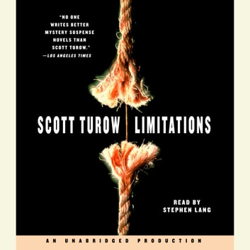 Limitations audiobook by Scott Turow