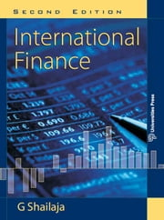 International Finance ebook by G Shailaja