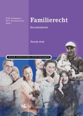 Familierecht - een introductie ebook by