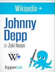 Johnny Depp ebook by Zaki  Hasan