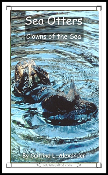 Sea Otters: Clowns of the Sea ebook by Caitlind L. Alexander