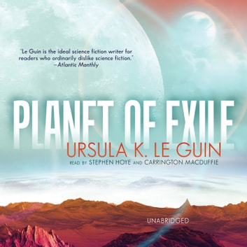 Planet of Exile audiobook by Ursula K. Le Guin
