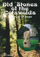 Old Stones of the Cotswolds And Forest of Dean: A Survey of Megaliths and Mark Stones - Past and Present ebook by Danny Sulivan,Peter Reardon,Nicholas Reardon