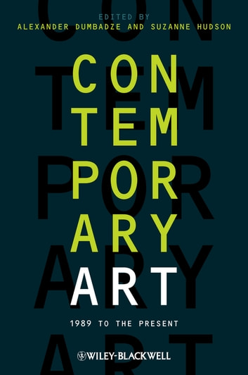Contemporary Art - 1989 to the Present ebook by