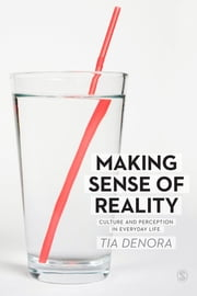 Making Sense of Reality - Culture and Perception in Everyday Life ebook by Tia DeNora