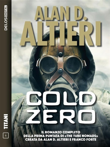 Cold Zero ebook by Alan D. Altieri