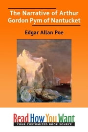 The Narrative Of Arthur Gordon Pym Of Nantucket ebook by Poe Edgar Allan