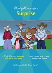 Surprise - Molly Moccasins ebook by Victoria Ryan O'Toole,Urban Fox Studios