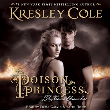 Poison Princess audiobook by Kresley Cole
