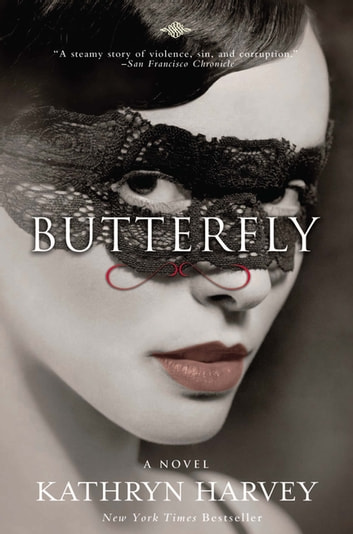 Butterfly ebook by Kathryn Harvey,Barbara Wood