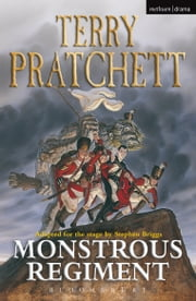 Monstrous Regiment ebook by Terry Pratchett,Stephen Briggs