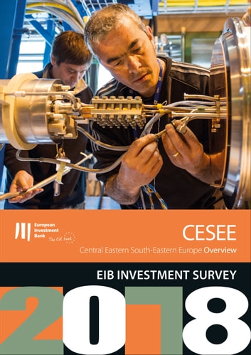 EIB Investment Survey 2018 - Central Eastern South-Eastern Europe overview eBook by
