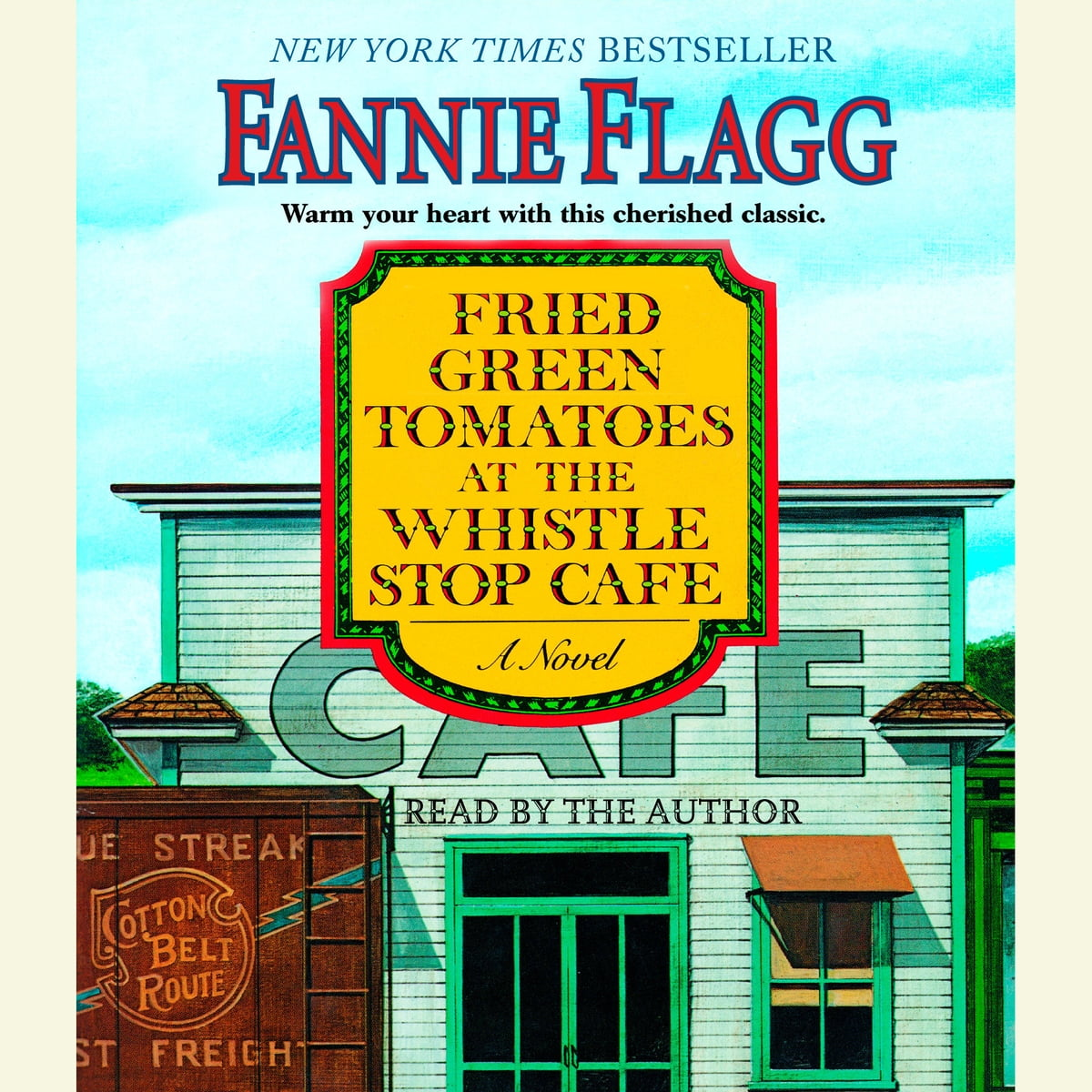 Fried Green Tomatoes at the Whistle Stop Cafe audiobook by Fannie Flagg -  Rakuten Kobo