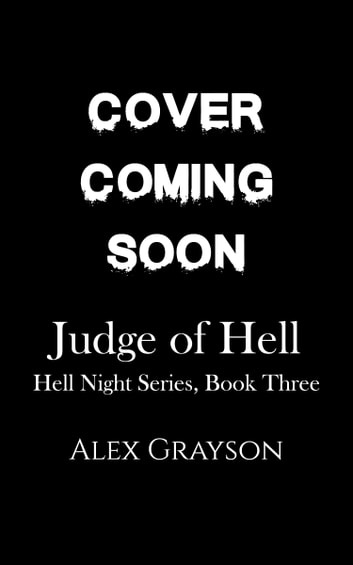 Judge of Hell ebook by Alex Grayson