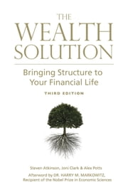 The Wealth Solution - Bringing Structure to Your Financial Life ebook by Steven Atkinson,Joni Clark,Alex Potts