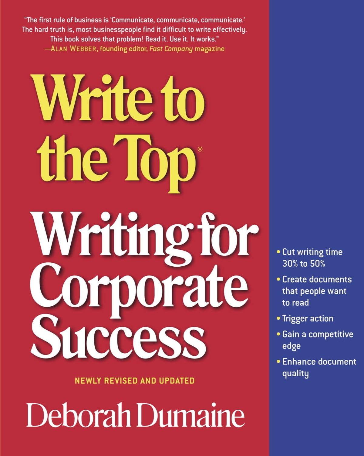 Write to the top ebook by deborah dumaine 9780307493439 rakuten kobo fandeluxe Gallery