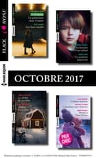 9 romans Black Rose nº447 à 449-octobre 2017 ebook by Collectif