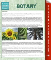 Botany (Speedy Study Guides) ebook by Speedy Publishing