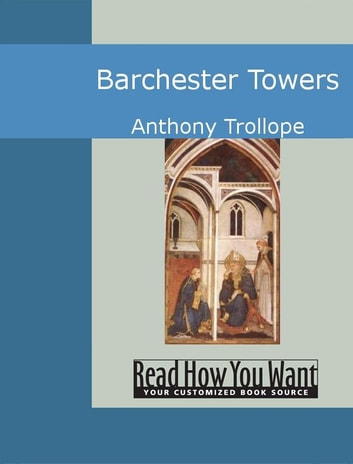 Barchester Towers ebook by Trollope Anthony