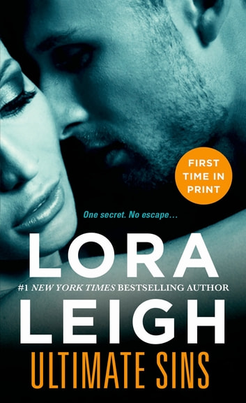 Ultimate Sins ebook by Lora Leigh