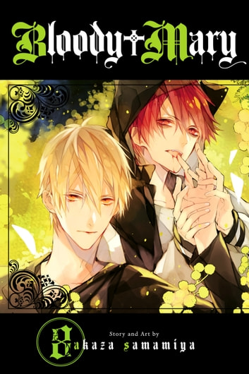 Bloody Mary, Vol. 8 ebook by Akaza Samamiya