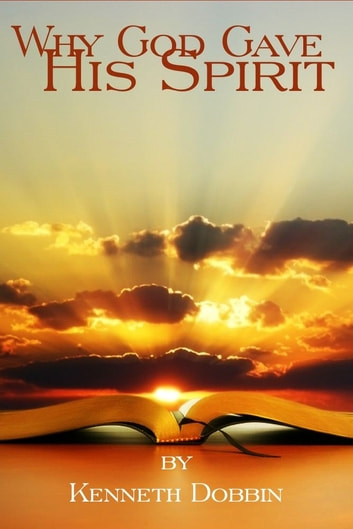 Why God Gave His Spirit ebook by Kenneth Dobbin
