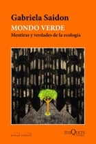 Mondo verde ebook by SAIDON  GABRIELA