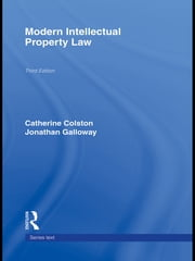 Modern Intellectual Property Law ebook by Jonathan Galloway,Daithí Mac Síthigh,Andrew Griffiths,Aisling McMahon