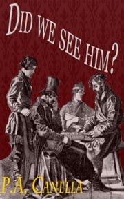 Did we see him? (updated version) - The timely adventures of Charles Palmerston, #1 ebook by Alan Place,P A Canella