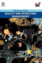 Quality and Operations Management Revised Edition ebook by Elearn