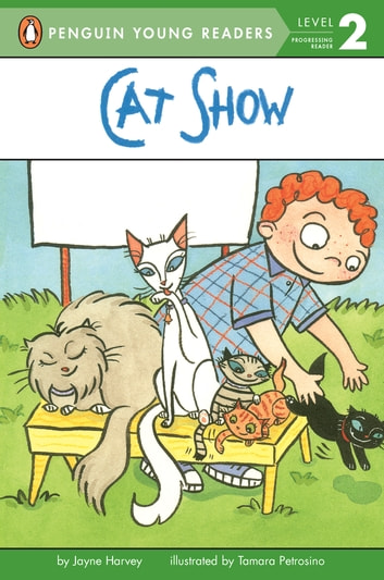 Cat Show ebook by Jayne Harvey