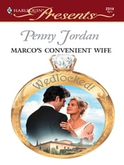 Marco's Convenient Wife ebook by Penny Jordan
