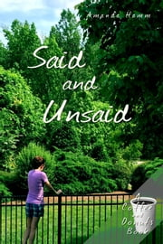 Said and Unsaid (Coffee and Donuts Book 1) ebook by Amanda Hamm