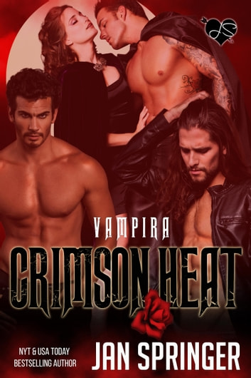 Crimson Heat ebook by Jan Springer